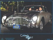 Caterina Murino Autograph Signed Photo - Casino Royale